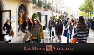 La Roca Village / Nice Factory Outlet / Mango Outlet